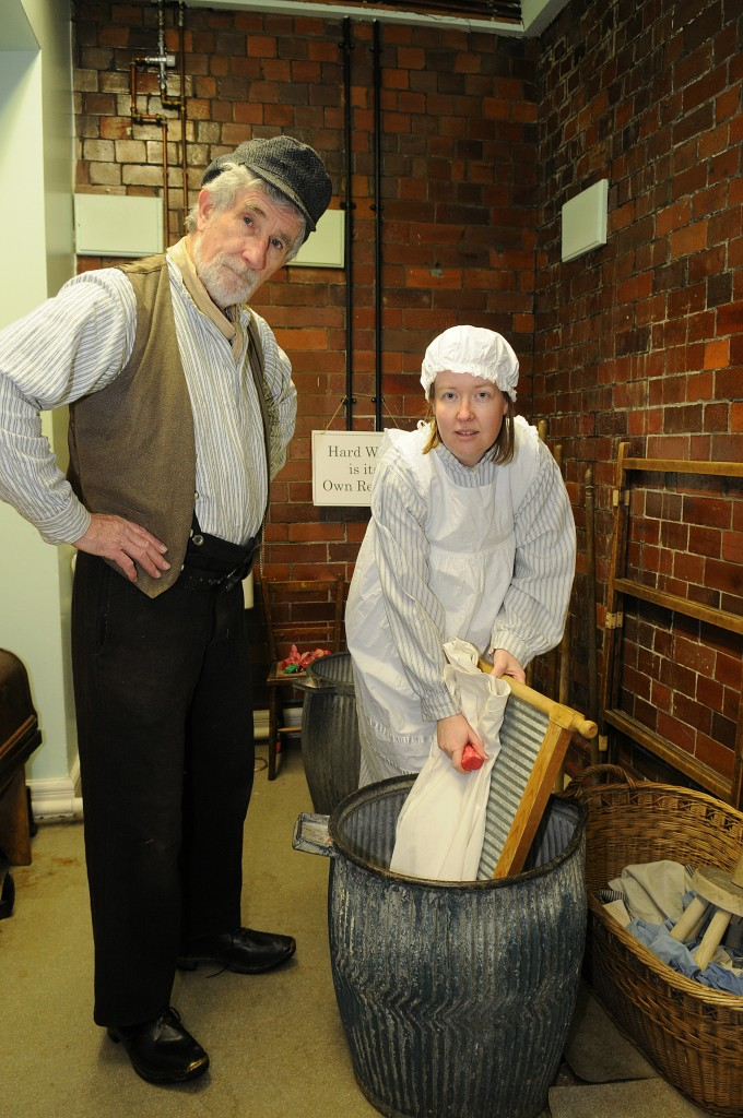 The Victorian Workhouse